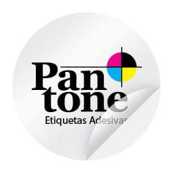 Adesivo Pantone